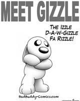 Meet Gizzle by vannickArtz