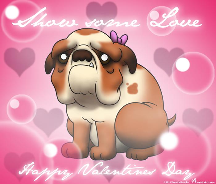 My Funny Valentine by vannickArtz