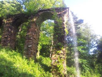 Waterfall of dreams by LordPhoenixCrow