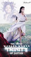 Gal Gadot as Wonder Woman Princess of the Amazons by Chalana87