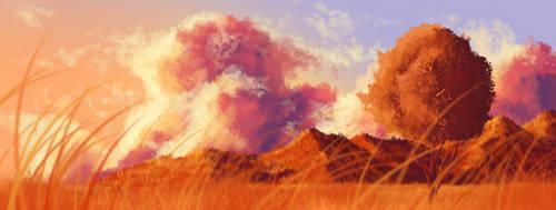 Calmness fields by SiMonk0