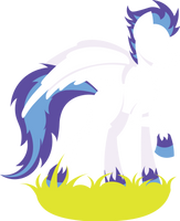 [Commission] Blu Marshmallow by SiMonk0