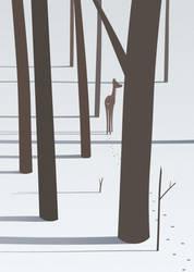 Deer by SiMonk0