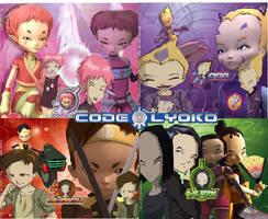 code lyoko wallpaper by TheFlameDemon23