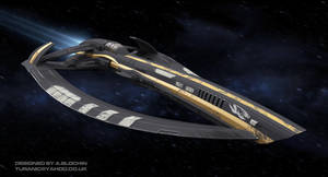 Space Interceptor by TuranicRaider