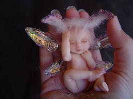 OOAK Baby Bunny Fae by LindaJaneThomas
