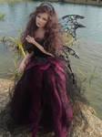 Ooak Fairy Whatever by LindaJaneThomas