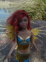 Elfquest Coincidence  Fairy by LindaJaneThomas