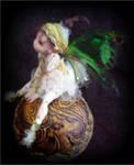 Abby Green Fae 2 by LindaJaneThomas