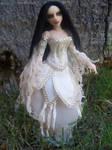 Gothic Bride Doll by LindaJaneThomas