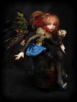 Hoot Fairy Doll by LindaJaneThomas