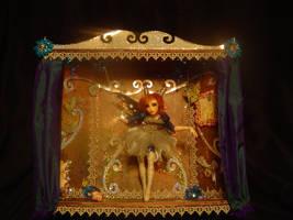 Marionette ooak fae by LindaJaneThomas