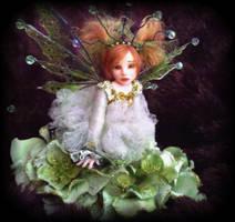Finished Commission doll by LindaJaneThomas