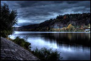 Vltava at Dawn by CiSheep