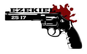 Ezekiel - Pulp Fiction by Bakterje