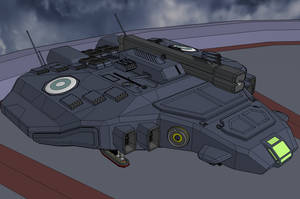 Neridian LHL979 Multipurpose Vehicle by NikitaTarsov