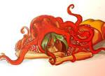 Octopus Hat by Lochi