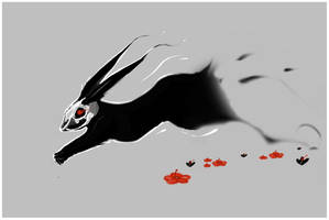 Black Rabbit of Inle by Lochi