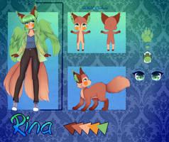 RINA REF   read desc. please! by chinjireta