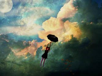 Alice, dreaming by graffo