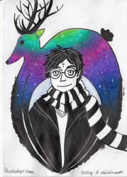 Harry Potter by Liay-the-Paszuly