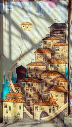Street Art 6 by stormbaldur56