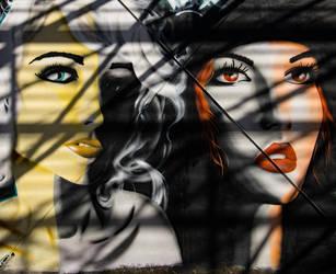 Street Art 5 Bis by stormbaldur56