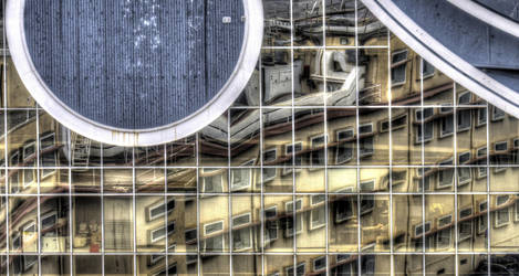 Old in New, reflections. by stormbaldur56