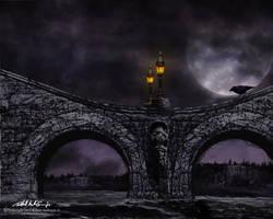 Old Bridge by RobAndersonJr
