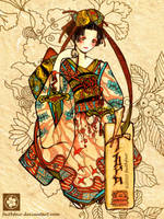 Japanese Libra by faithfair