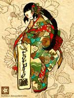 Japanese Scorpio by faithfair