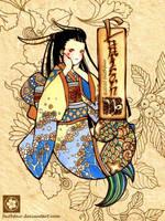Japanese Capricorn by faithfair