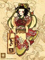 Japanese Leo by faithfair