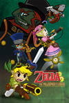 The Legend of Zelda: The Philosopher's Engine by DaveSong