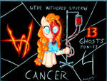 13 Ghosts Ponies (the Withered Lover) by Rammzblood
