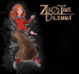 Diana Zero Time Dilemma by DarkDarkrai