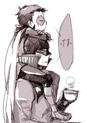 batman and robin by FermiumIce