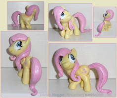 Fluttershy sculpt by kristaia