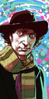 Dr Who - Tom Baker by SimonFraser