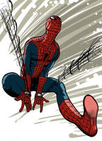 Spiderman by SimonFraser