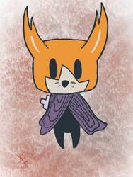 HollowKnight FoxBoxUnion FanArt by Moonspearz