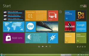 Desktop Sept. 1st 2011 by n24-second