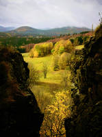 Autumn View from Tolstejn by JanKacar