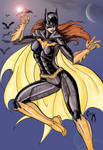 New 52 Batgirl by CrimsonArtz