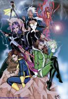 X-men 1 by CrimsonArtz