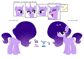 Windy Skies Reference Sheet by AsstriaHungryYT