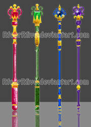 Magic Staff 08-09-10-11 [OPEN] by RfourRfive