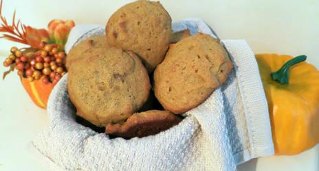 Pumpkin Cookies by German-Blood