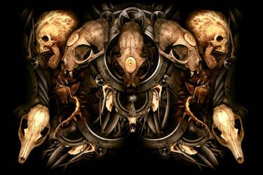 death machine by whyredneck