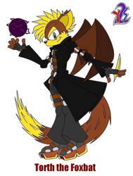 Torth the Foxbat Adult Version by yamiseto2